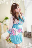 New fasion discount kimono dress japanese free shipping