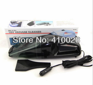Free shipping New arrival 60W Mini 12V High-Power Portable Handheld Car Vacuum Cleaner