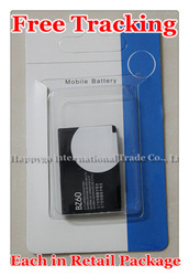 Free Tracking New Original BZ60 Mobile Phone Battery for Motorola RAZR V3 V3i V3m V3XX V6 MAXX V6XX V3IE MS500 PEBL U3 U6(China (Mainland))