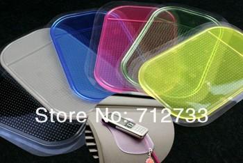 Free shipping via FedEx+Wholesale 5000pcs,car anti slip mat,sticky pad, anti slip Pad for car for phone slip mat sticky pad