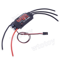 Hobbywing SKYWALKER 60A UBEC 3A 2-6S LIPO Brushless ESC for RC heli Multi-copter 20545