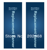Replacement Graphic for Roll Up Banner Stand