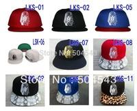 Free Shipping tyga last kings snapback hats men leopard print caps snakeskin snapbacks for men and women