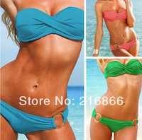 Free shipping wholesale  one piece swimsuit  sexy   female fashion swimwear for women bikini swimwear  YZ27