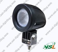 10W LED Work Light Round Flood Beam LED pod light Lamp ATV Offroad 4WD Motocycle Floodlight