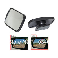 2 Set New TOTAL VIEW  360 Rotating Auto Side Mirror Adjustable Blind Spot Review Mirror For Car Truck Freeshipping