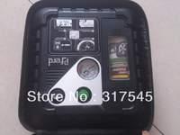 Car tire repair system