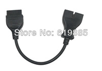 GM 12pin to OBD1 OBD 2 Car Accessories Daewoo Diagnostic Extension Adapter Connector Cable 40cm Free Shipping Wholesale