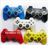 For Dual shock  computer usb 2.4g wireless  game controller white color