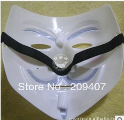 Manufacturers selling V vendetta mask V movie theme for vendetta low-priced wholesale 500/lotfreeshipping(China (Mainland))