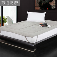 Free shipping Textile baby bedding thermal mattress bacteriostatic antibiotic bamboo charcoal fiber mattress