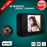 3.5inch large screen door viewer, door eye(PHV-3503)