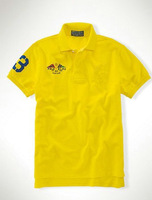 2013 New fashion brand T-shirt  for men  Men's polo Cotton shirts  Wholesale SIZE S-XXL FreeDrop shipping