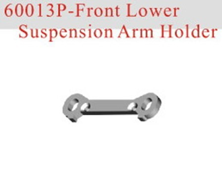 60013 Front Lower Suspension Arm Holder HSP 1/8th EC-Cars Parts 94060/94061/94062(China (Mainland))
