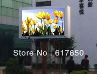 0.64m 0.64m High Definition Commercial Outdoor LED Advertising Display