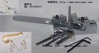 Hobby making tool,Small bending machine,pipe bender,bending machine wire model tool.model tank,trumpeter plastic kits