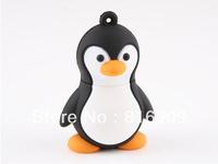 Free Shipping Penguin USB Memory Drive 1GB-32GB