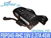 DHL Free Shipping Original FSP 45W AC Adapter 19V 2.37A FSP045-RHC / 40034167 / 9NA0450401
