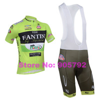 Free shipping! New arrival 2013 Styles vini fantini 3287 cycling jersey and cycling Bibs shorts (accept drop shipping)