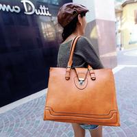 Free shipping Vivian 2013 fashion street style bag cool oversized shoulder bag female bags bag baobao