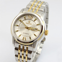 Fully-automatic mechanical watches back through the commercial men's watch male watch luminous watch