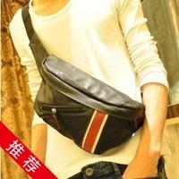 Male chest pack outdoor waist pack ride multifunctional waist pack waterproof casual hiking messenger bag
