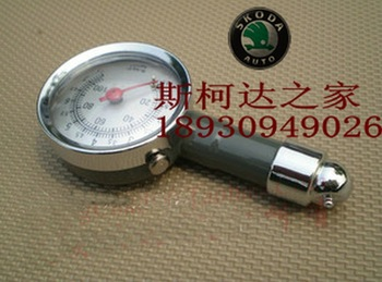 Mechanical type high accuracy tire pressure table piezomtric table tire pressure gauge tyre pressure gauge
