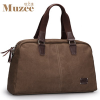 2014 New Travel bag travel bag luggage computer commercial travel package one shoulder handbag canvas bag