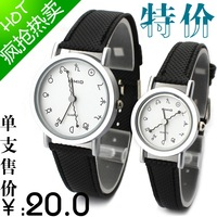 Fashion fashion vintage ceramic mechanical student watches women's lovers strap watch