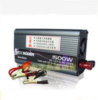 Sorrell saa-1500w 1000w 600w home power inverter 12v 24v 220v booster