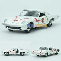 Free shipping Bulk 12 MAZDA dume tomy cosmo sport white alloy car model