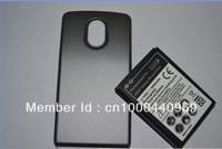 DHL  shipping  50pcs/lot   3600mah Extended Battery + Cover For Samsung Google Galaxy Nexus I9250