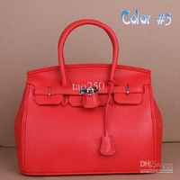 HOT SELL  New Fashion ORANGE Classic STAR Style Lady Shoulder Bag