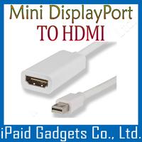 [ 50pcs / lot ] For Connect MiniDisplayPort Side to MacBook MiniDisplayport interface MAC Air Pro Mini DP Mini Display To HDMI