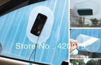 Free ship/EMS,BIG SIZE silica gel magic sticky pad anti-slip mat as Reusable non slip mat for phone PDA mp3 mp4 car accessory.