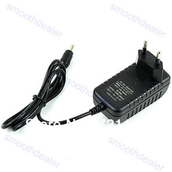 Free Shipping AC 100-240V to DC 12V 2A Converter Adapter Switching Power Supply EU Plug(China (Mainland))