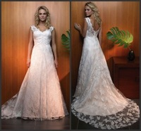 Freeshipping New 2012 Mermaid Imported Lace Wedding Dress Top Quality Bridal Wedding,custom made,Manufacturer promotion