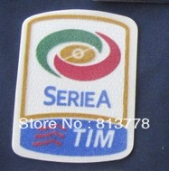 new soccer Serie A  patch football souvenir jerseys free shipping  any patch