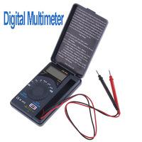 Professional LCD Display Mini Pocket Auto Range AC/DC U/I LCD Digital Multimeter Multimetro LCR Meter Ammeter Multitester
