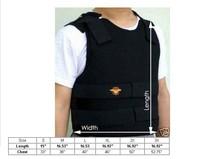 Kevlar Bullet Proof Vest Size L Bulletproof Level IIIA Bullet Proof Vest