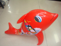 (20pieces/lot) beach party supplies fish party decorations inflatable pool toys inflatable animals toys inflatable fish