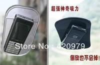 FreeShip/EMS,Retail General SIZE silicone magic sticky pad car anti-slip mat car non slip mat for Phone MP3MP4MP5 car accessory