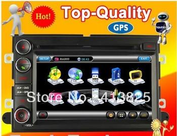 For FORD Ford explorer Mustung F150 edge car DVD GPS analog TV  radio navi bluetooth RDS PIP 2Din Ipod USB autoradio 3G