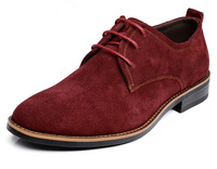 Freight Amendment Genuine Leather Men's Casual Shoes.Korean Style Daily Fashion Shoes