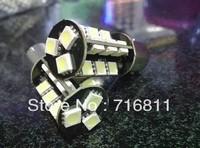 Super Bright!! 2 pcs/lot 1156/1157 BAY15S/BAY15D 27SMD 5050 canbus No error LED Turn/Backup Light Bulbs
