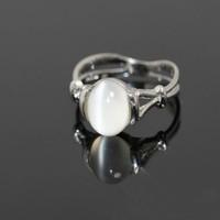 Twilight Bella Ring Moonstone Ring