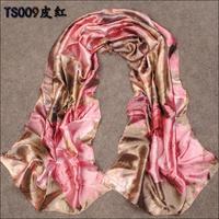 Spring women's design long silk scarf silk scarf female