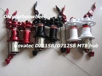 EMS Free shipping novatec disc hubs, D711SB/D712SB-AA mtb hubs, mountain hubs MTB hub 100/135mm