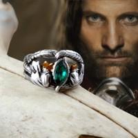 Lord of the Rings Lord of the Rings Rings Aragorn Ring