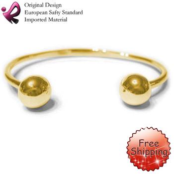FREE SHIPPING RainSo Fashion Magnetic Hot Sale Copper Bangle  2014  Pure Copper Bangle Bracelets OCB-067G
